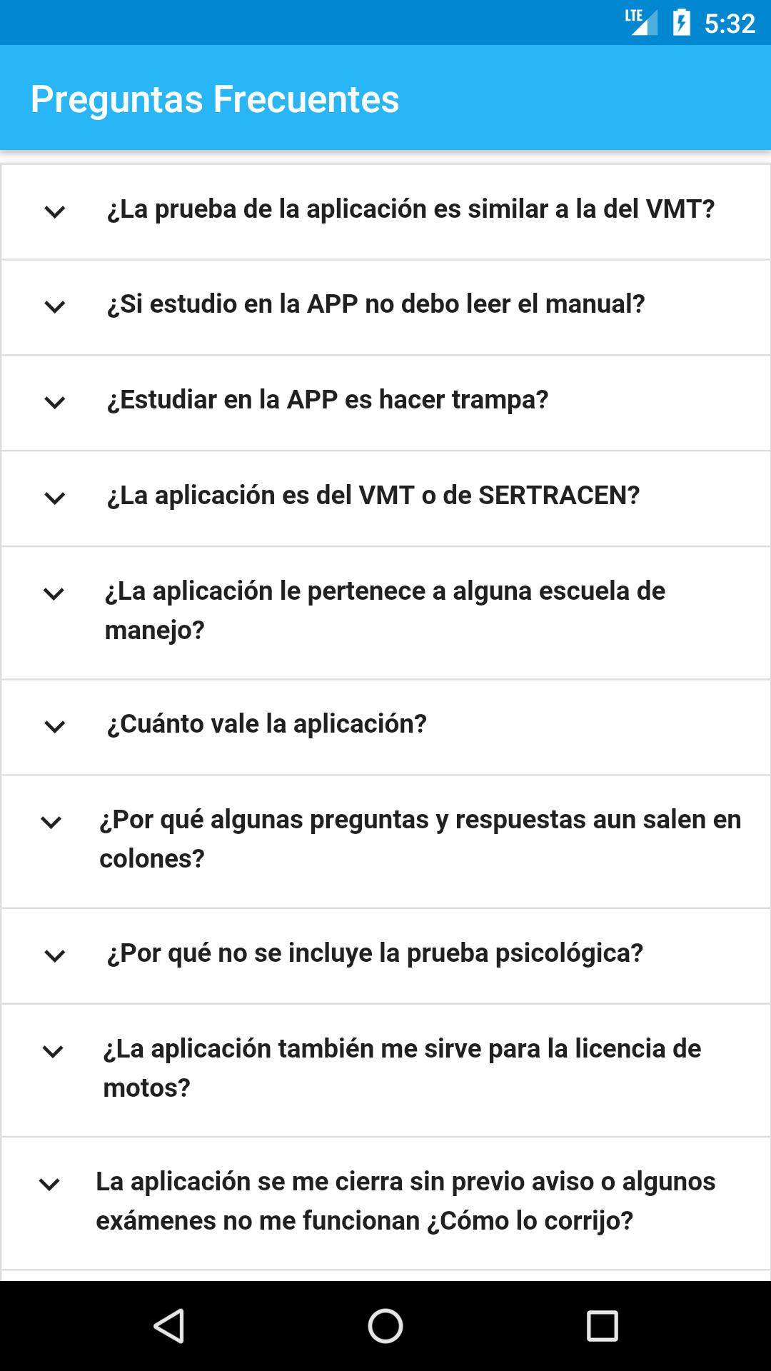Examensv Examen De Manejo El Salvador